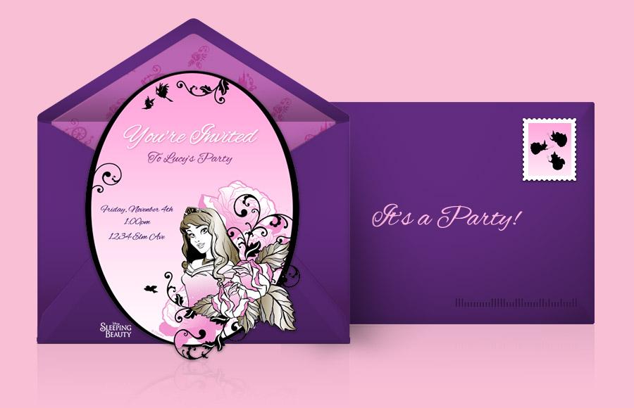 Plan a Sleeping Beauty Party!