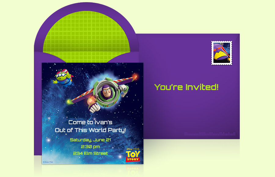Plan a Toy Story Party!