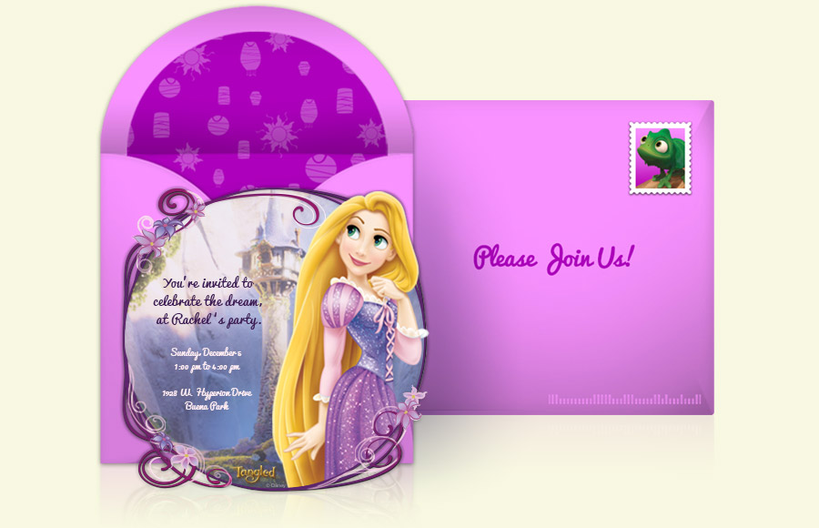 Plan a Tangled Party!