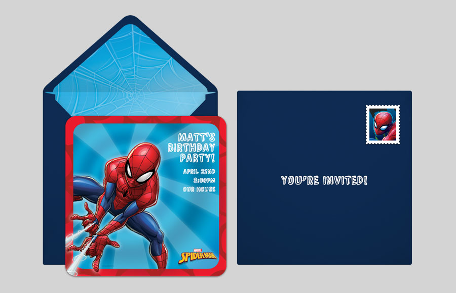 Plan a Spider-Man Classic Party!